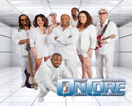 Oncore Promo Band Photo